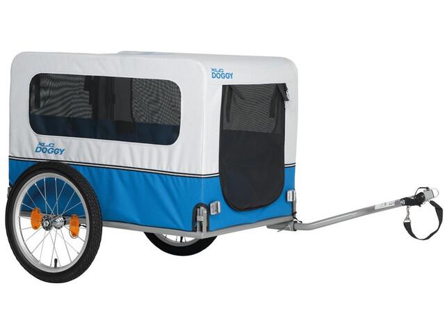"""XLC Doggy Van BS-L04 Remolques 16"""" con Acoplamiento"""
